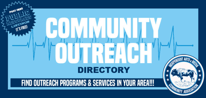 COMMUNITY RESOURCES DIRECTORY
