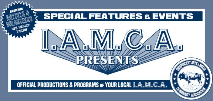I.A.M.C.A. PRESENTS