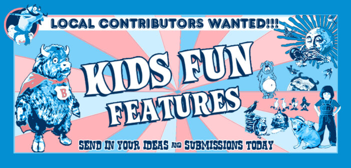 KID'S FUN FEATURES