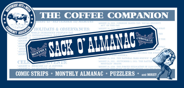 MONTHLY ALMANAC